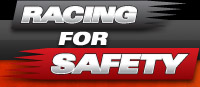 Racing For Safety logo